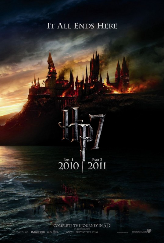 Film Review Harry Potter And The Deathly Hallows Part 1 The Cascade