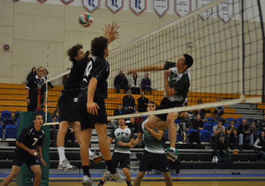 Men lose pair of weekend matches to VIU - The Cascade