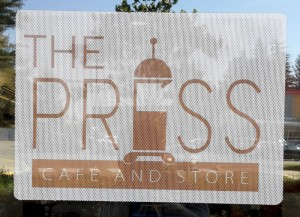 Press Cafe is open Sundays.