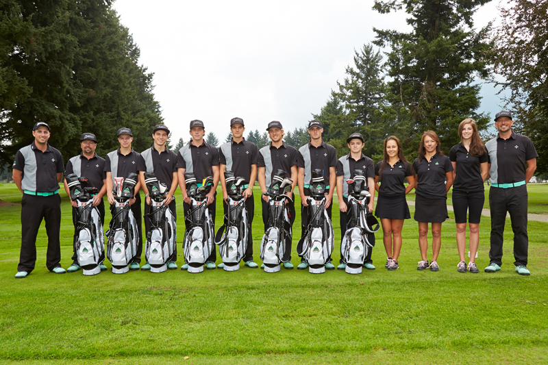 Women join UFV's golf team for the first time this year.