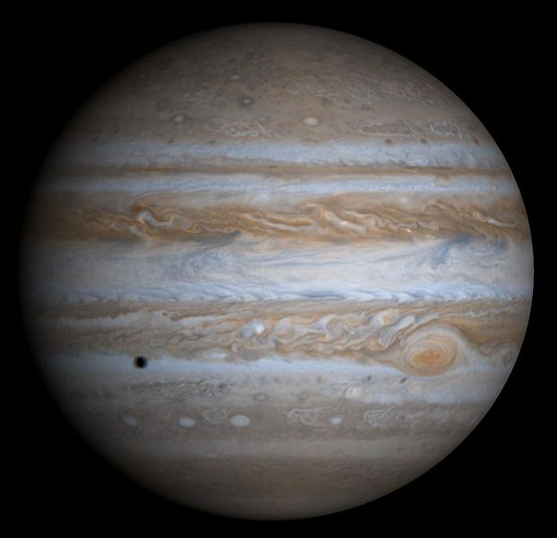 Jupiter's Great Red Spot should have dissipated centuries ago.