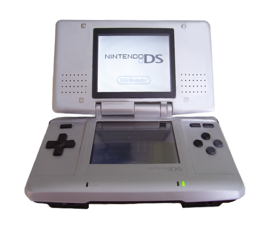 The original DS might be the last of its kind: a super-successful portable gaming console. (Image: ASHTONZANECKI/Wikimedia Commons)