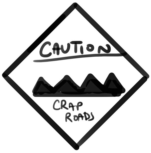 roads---opinion
