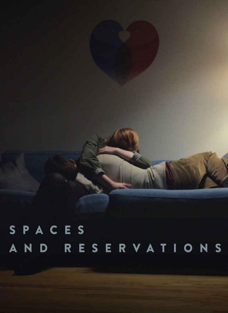 Brendan Prost's Spaces and Reservations tells the realistic, human story of heartbreak with the messy bits left in. (Image:  Spaces and Reservations/Facebook)