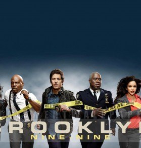 Brooklyn Nine-Nine's got acting talent behind strong characters