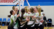 Women's volleyball team gets its opportunity to shine