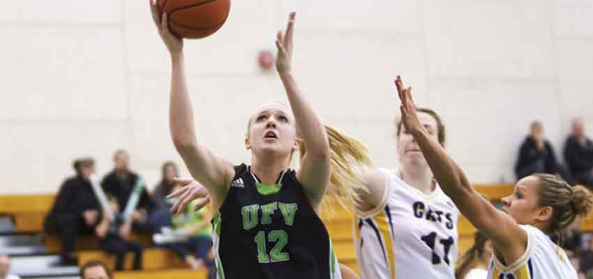 Cascades women's basketball falter in preseason tournament