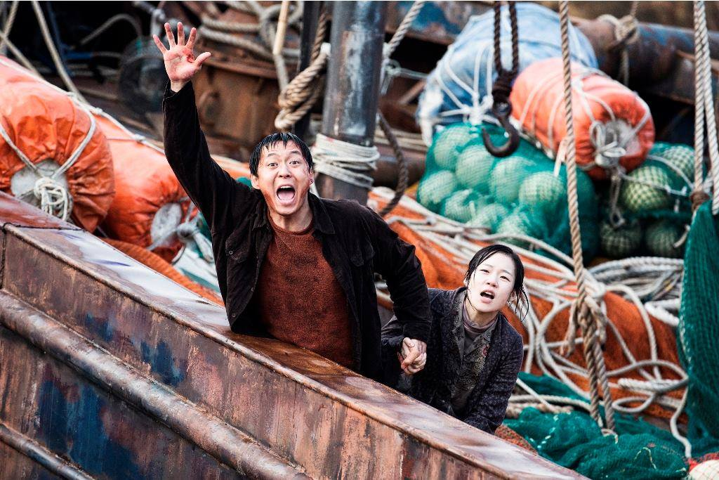 South Korean film Haemoo is not for the faint of heart.