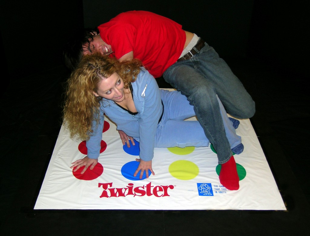 The X position is supposed to provide extra stimulation for the man, but fails to please either partner. (Image:  creative commons)