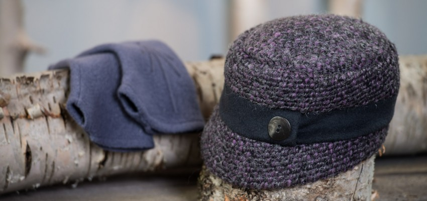 Cozy fall hats add flair on the coldest days