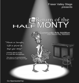 Return of the Half Monty celebrates Scotland through skit, song, and plenty of laughs