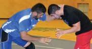 Wrestling takes centre stage in first national tournaments