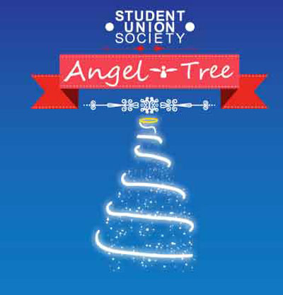 SUS will be taking over the Angel Tree Program this Christmas.