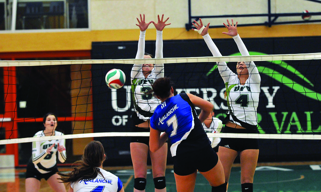 The Cascades are looking to climb the rankings, despite playing only three games at home. (Image:L UFV / Flickr)