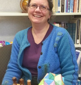 Games, logic, and a passion for puzzles:  Susan Milner on how she teaches math