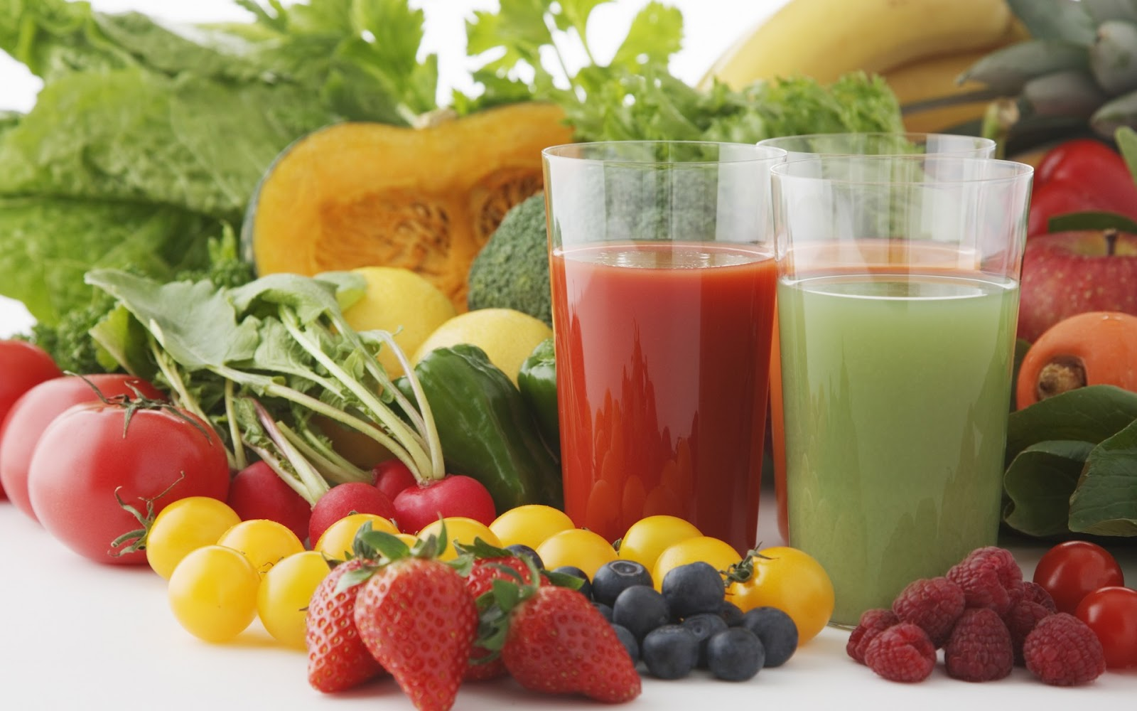 Chewing juice helps the digestive process.