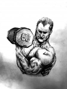 Get ripped at the ARC or the MRC. (Image:  Graeme Beamiss)