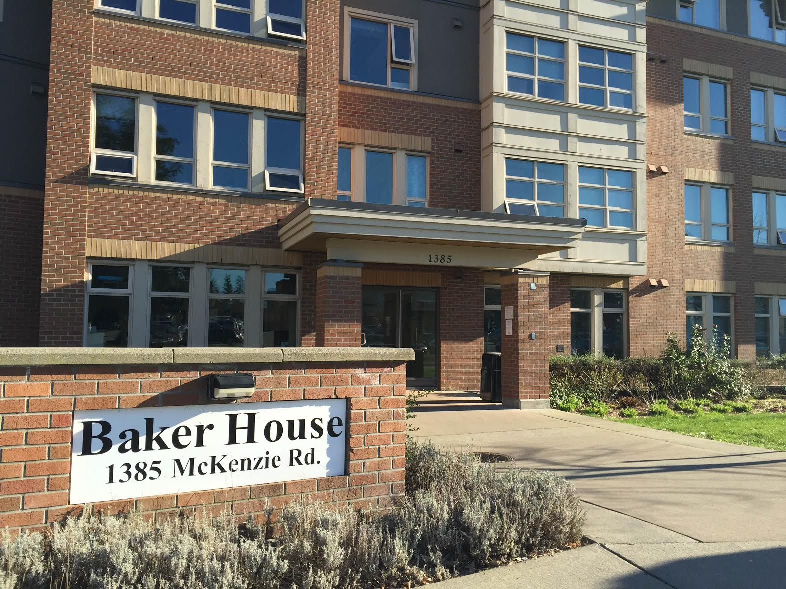 Baker House is the UFV student residence, which hosts activities on- and off-campus. (Image: Ashley Mussbacher)