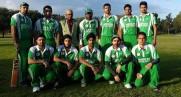 Cricket team represents UFV in American championships