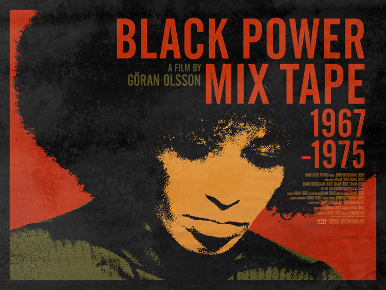 Black Power Mixtape uses newly discovered footage from the 1970s.