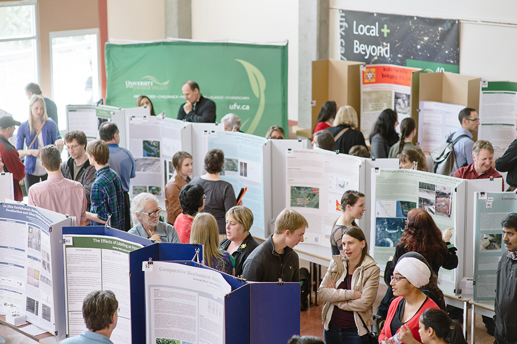 """Even with graduate research, UFV receives less government funding than """"research"""" universities."""