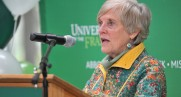 Retiring English professor Virginia Cooke on student discovery in writing and poetry over her career at UFV