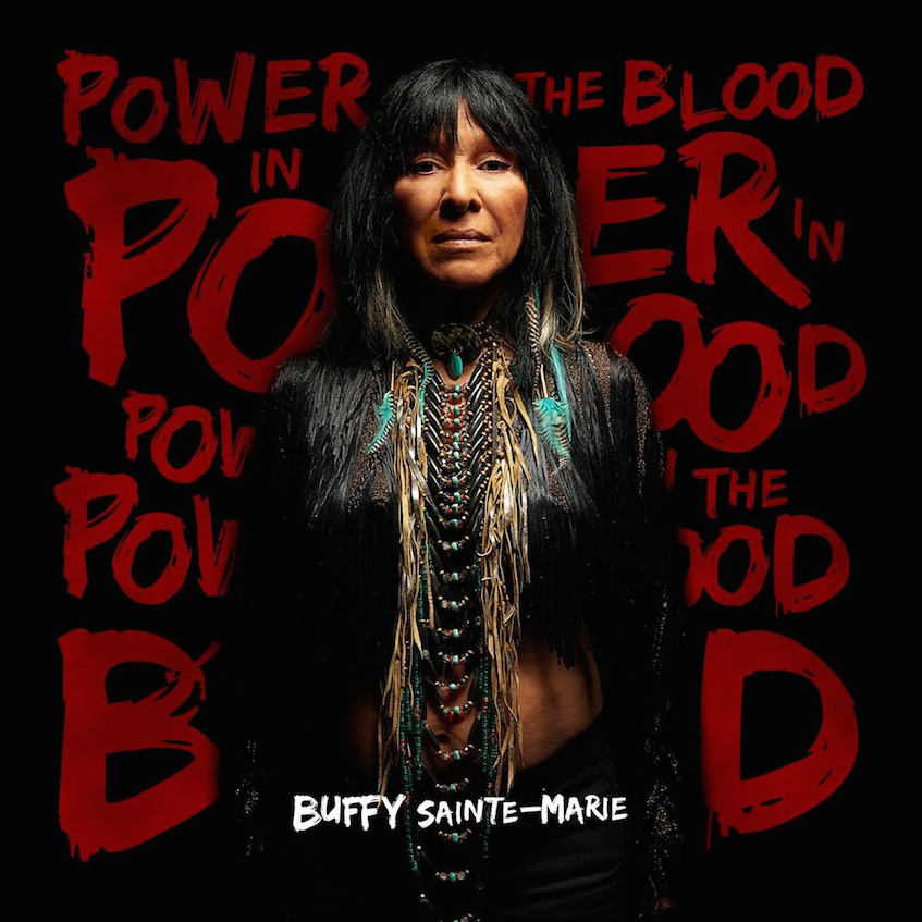Buffy Sainte-Marie - Power in the Blood