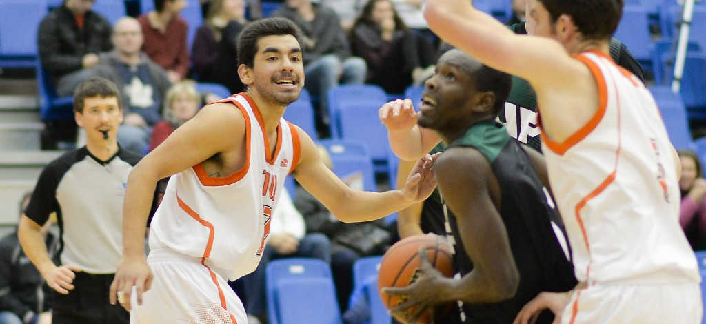 Basketball for Levy - UFV Cascades