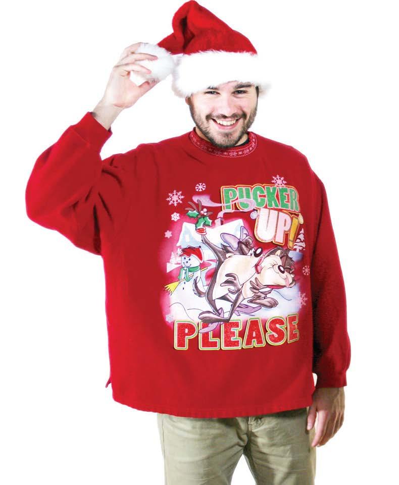 bad sweater