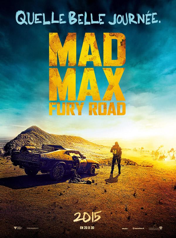 3 Mad Max