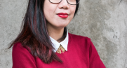 """Let's not mince words here"": Writer-in-residence Jen Sookfung Lee on personal narratives, alternative idols, and old, creaky Canadian publishers"