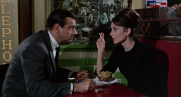 This Valentine's Day, consider Charade, a spy-romance-thriller (and remake) that opens with a dead husband