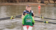 Coxswain Ben Shreiner looks back on five years with UFV's rowing team