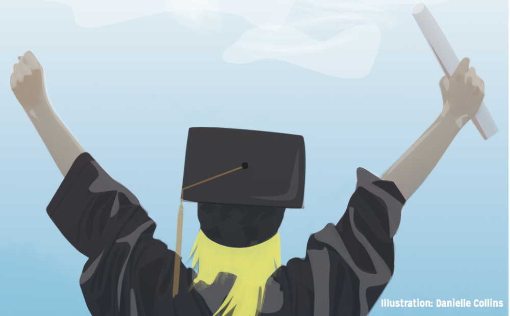 Graduation and the fear of ending up a loser